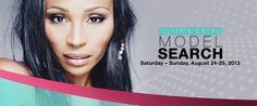 Cynthia Bailey 2nd Annual Cynthia Bailey Model Search in Atlanta