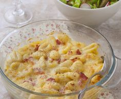 Creme Fraiche, Sauce Gnocchi, Comfort Food, Vegan, Risotto, Macaroni And Cheese, Pasta, Bacon Oeuf, Cooking