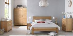 Bentley Designs Casa Oak Bedroom