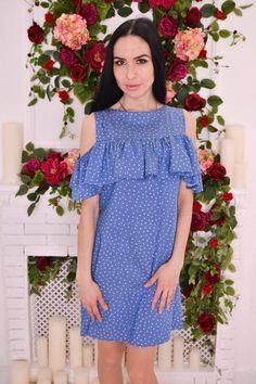0567f85c030 Красивое стильное летнее платье