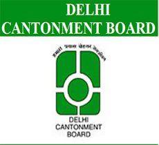 Delhi Cantonment Board Recruitment-2017