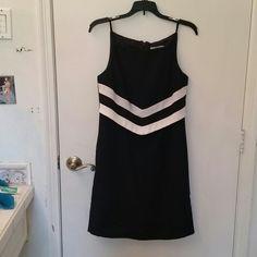 Black and white petite dresd Dress petite black and ehite  cdc Dresses