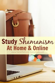 Learn shamanism and shamanic practices online without ever having to leave yourself, wait for an in person workshop, or adjust your schedule.