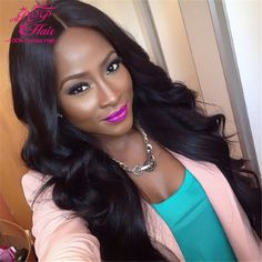 66.96$ Watch here - http://aliuk9.worldwells.pw/go.php?t=32609604831 - 7A Peruvian Virgin Hair Body Wave Full Lace Human Hair Wigs For Black Women Lace Front Human Hair Wigs With Baby Hair Lace Wig 66.96$