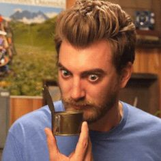 Rhett and Link smell 40 years old ham & eggs x  NOT a good smell…
