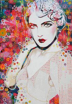Portrait de créateur - Amylee (Paris)