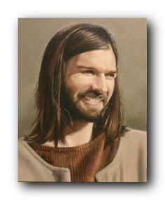FREE Christian eCards to Send to Your Friends and Family - Jesus The Christ - Liz Lemon Swindle Holy Trinity Image, Jesus Laughing, Christian Ecards, Liz Lemon Swindle, Images Of Christ, Jesus Pictures, Bible Pictures, Lds Art, Jesus Painting