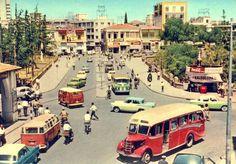 Nicosia in the 1950's