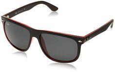 572ce59ce3 Ray-Ban Men s 0RB4147 60414060 Highstreet Boyfriend Sunglasses