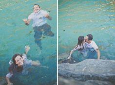Engagement shoot #Hawaii #wedding #photography (img via Christina Heaston)