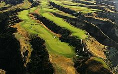 The world's top ten golf courses  There we were thinking it was all about bunkers, birdies and bogeys, when in fact golf is a game of emerald-swathed mountains, distant islands and dazzling cliff-top views. From New Zealand to California, Canouan and Corsica, we tee off.