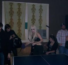 2bf84694f 21 Photos Of Famous People Playing Ping Pong