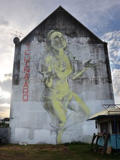 Intimate Murals Revive Abandoned Buildings Around The World