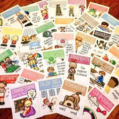 Primary Graffiti: Comprehension Skills and Strategy Posters and Freebie