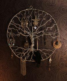 Inspirami - Inspiration & Creativity DIY: Smyckesträd inspirami.blogg.se
