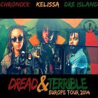Chronixx - Dre Island - Kelissa - Dread & Terrible Tour Germany 2014 by Jah Blem Muzik on SoundCloud