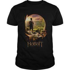 Hobbit - Hobbit In Doorway - #shirt women #superhero hoodie. BUY NOW => https://www.sunfrog.com/Movies/Hobbit--Hobbit-In-Doorway-Black-Guys.html?68278