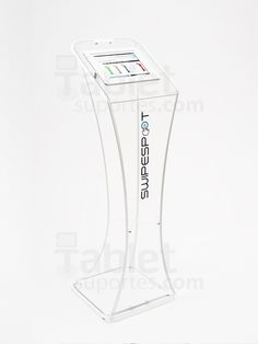 SwipeSpot Tablet Stand Air Branco