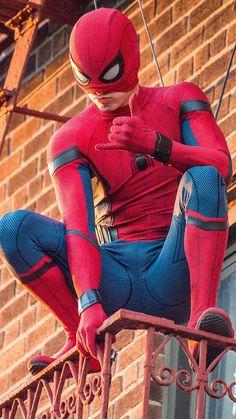 Spiderman Suits, Spiderman Costume, Marvel Comics, Marvel Avengers, Spaider Man, Parker Spiderman, Tom Holand, Baby Toms, Tom Holland Peter Parker