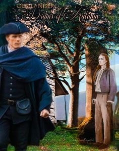 So looking forward to seeing this Father and Daughter reunion - ♥♥ #Outlander #Jamie #Brianna #TheFrasers #edit #S4 - posted on February 10th, 2018