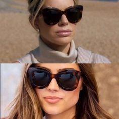 Caroline Stanbury's Oversized Sunglasses http://www.bigblondehair.com/reality-tv/ladies-of-london-fashion/caroline-stanburys-oversized-tortise-shell-sunglasses/ #LadiesOfLondon