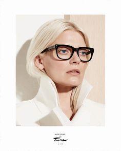 c3c8dbb041 Kate Young for Tura Womens eyewear   optical glases K113 black Optical  Eyewear