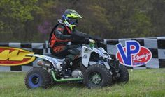 The No. 88 Yamaha of Jordan Digby was clean at the start of the Youth session, but was much dirtier at the end of his first-place 125 Sr. (12-15) class run at round five of the GNCC series held in Indiana.