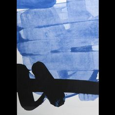 Pierre Soulages sérigraphie n°8 | Flickr - Photo Sharing!