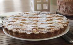 Un cestino di ciliege: Crostata con Crema Frangipane al Cocco