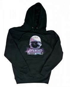 Now available in our store Avenged Sevenfold.... Check it out here! http://everythinglicensed.com/products/avenged-sevenfold-avs-spacehelmet-hoodie-sweatshirt?utm_campaign=social_autopilot&utm_source=pin&utm_medium=pin