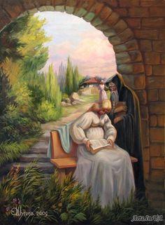 Oleg Shuplyak Hidden Images Paintings