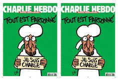 The Charlie Hebdo Cover: Paul Berman on Slander, Ridicule, and the Islamic Caliphate – Tablet Magazine