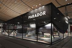 Messedesign | Parador | Domotex 2012