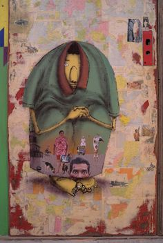 Os Gemeos MOCA, Art In The Streets