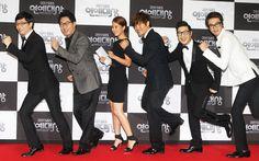 Yoo Jae Suk, Suk Jin, Song Ji Hyo, Kim Jong Kook, Ha Dong Hoon and Lee Kwang Soo