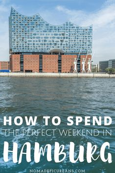 3 Days in Hamburg: How to Spend the Perfect Weekend in Hamburg Looking for a city break? Spend a fabulous weekend in Hamburg with our guide. Whether you have 2 days or 3 days in Hamburg, we got you covered! Europe Destinations, Europe Travel Guide, Spain Travel, Australia Destinations, Travel Deals, Budget Travel, Travel Guides, Visit Germany, Germany Travel