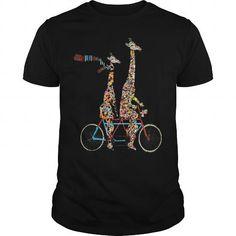 I Love giraffes days lets tandem Shirts & Tees #tee #tshirt #named tshirt #hobbie tshirts # Giraffes