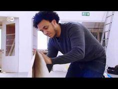 ▶ Origami Artist Sipho Mabona | Euromaxx - YouTube