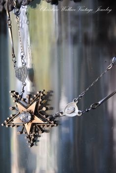 """Christine Wallace... """"Honoring Life Through Jewelry"""": Wish Upon a Star Love the necklace but not the crazy price tag"""