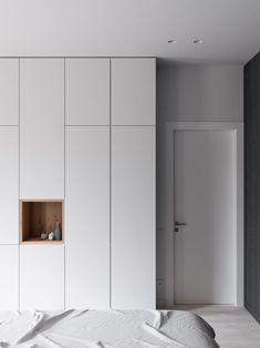 View the full picture gallery of Sosnovaya Wardrobe Door Designs, Wardrobe Design Bedroom, Wardrobe Doors, Built In Wardrobe, Closet Bedroom, Home Bedroom, Modern Wardrobe, Built In Furniture, Home Decor Furniture