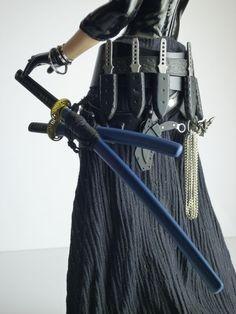 samurai how to wear sword - Google Search