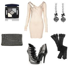 a perfect outfit for a girls night out
