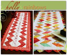 Holly & Rainbows - Janelle Wind Collection