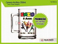 Caneca Acrílica de 350ml personalizada com tema da festa, impressão em adesivo vinil digital de alta qualidade transparente.   ***** Pedido Mínimo: 25 Unidades *****   Outros Temas Disponíveis: http://www.elo7.com.br/caneca-acrilica/al/7AF04 Elo7 | Produtos Fora de Série www.elo7.com.br