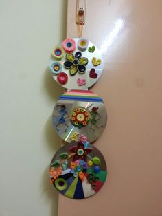 a wall hanging