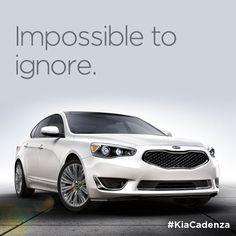 Revolutionizing. #KiaCadenza