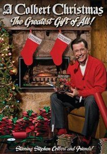 A Colbert Christmas - The Greatest Gift of All!. A Colbert Christmas - The Greatest Gift of All!. Price: $13.99