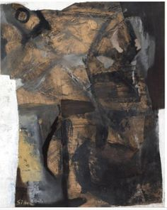 Inger S Sitter Mixed Media, Collage, Paintings, Texture, Abstract, Canvas, Blue Prints, Art, Surface Finish