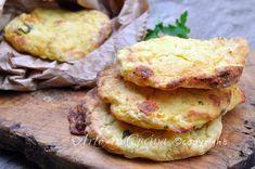 Hamburger di patate al forno con formaggio | Arte in Cucina