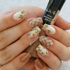 581 Me gusta, 12 comentarios - Alessandra Camilo SC (@alescamilo_) en Instagram How To Do Nails, Pedicure, Nail Art Designs, Instagram, Beauty, Inspire, Finger Nails, Fingernail Designs, Manicure Ideas